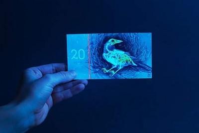 學生自製偽歐元鈔,精細到真鈔像玩具