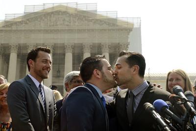 10個改變世界的吻,勇敢說出同志愛