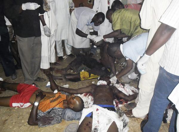 奈及利亞,人肉炸彈,暴民,私刑,燒屍