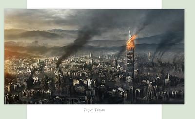 台北101恐成攻擊目標? 張盛和:煙火照放!