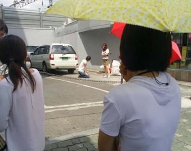看韓男友下跪圖…領悟到台灣女生超好