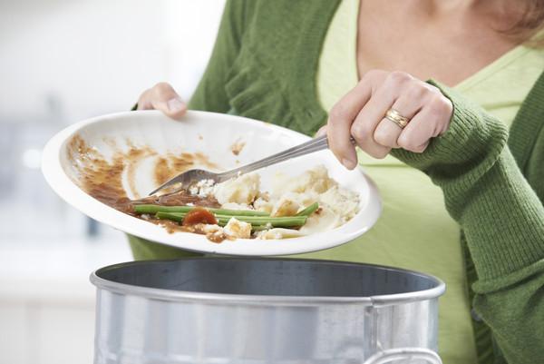 食物浪費,廚餘,垃圾,剩菜剩飯