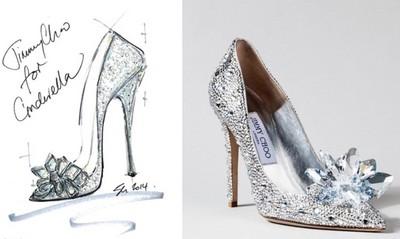 仙杜瑞拉換妳當!想穿哪雙玻璃鞋呢
