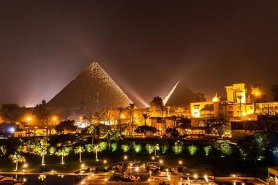 埃及除金字法老,還能目睹五星級廢墟
