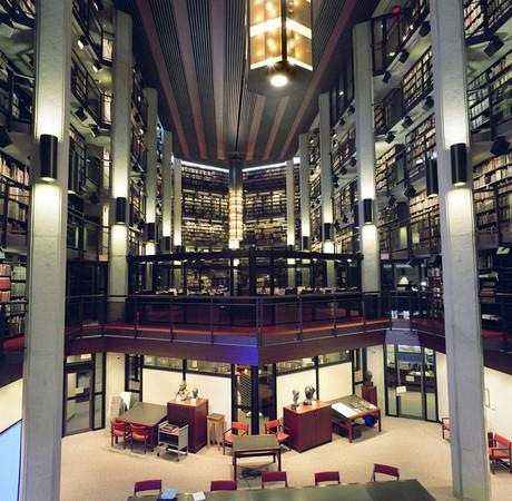 知識殿堂變身景點!世界19個「最不可思議」圖書館