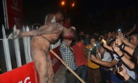 印度,性侵,劫獄,強暴犯,私刑