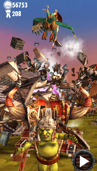《Warhammer: Snotling Fling》 讓舊世界在手下顫抖