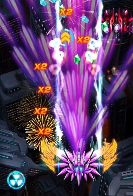 《雷霆戰機》新戰機 「智慧曙光」火力全開