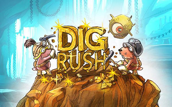 [趣味]眼科醫師指定玩的遊戲《Dig Rush》