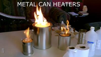 好冷喔!自製衛生紙暖爐~溫暖小心肝