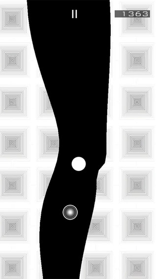 簡約風益智新作《KaFa》 穿梭黑白的世界
