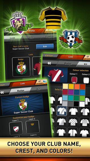 模擬經營《Super Soccer Club》上架 成為足球經理