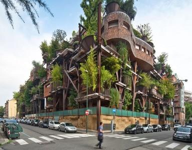 義大利建造呼吸建築,1hr吸20萬CO₂