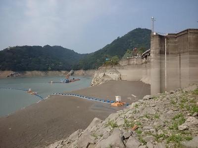 68年來最大旱災 吳德榮:台灣水庫已進入「死亡交叉」