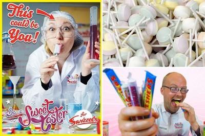 糖果試吃夢幻工作,只要愛吃甜嘴就夠