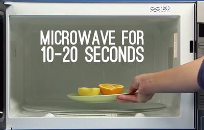 微波爐妙用五招!水果微波後榨汁更多