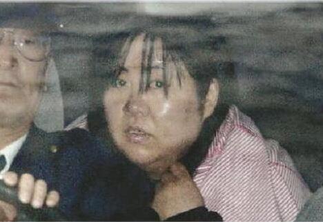 日本女死囚木嶋佳苗(圖/翻攝自網路)