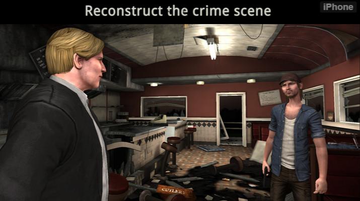 偵探解謎《The Trace》上架 破獲疑難案件